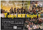 Tokyo HOT Night !! JOINT LIVE